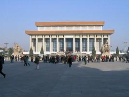 050 Mao Mausoleum